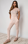 Evangelina Knitted Jumpsuit Thumbnail