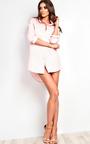 Blake Button Front Shirt Dress Thumbnail