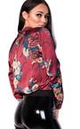 Livia Plunge Floral Bodysuit Thumbnail