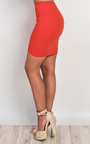 Norelle Fitted Mini Skirt Thumbnail