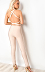 Pearl Bandage Bodycon Jumpsuit Thumbnail