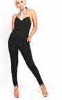 Cherri Slim Leg Embellished Jumpsuit Thumbnail