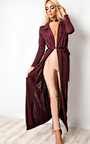 Roselle Long Over Coat Thumbnail