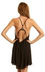 Honora Chiffon Floaty Dress Thumbnail