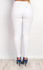 Elsa Rip Knee Skinny Jeans Thumbnail