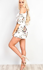 Alisha Cut-Out Playsuit Thumbnail