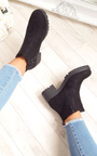 Amra Chunky Ankle Boots Thumbnail