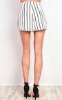 Ariel Striped Shorts Thumbnail