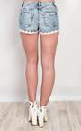 Eder Denim Hotpant Shorts Thumbnail