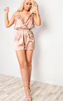 Trixie Frill Playsuit Thumbnail