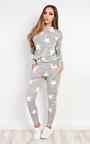 Noorah Star Print Suit Thumbnail
