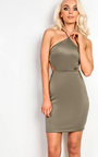 Carli Strappy Bodycon Dress Thumbnail