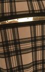 Caera Cutout Tartan Dress  Thumbnail