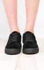 Marissa Faux Suede Platform Shoes  Thumbnail