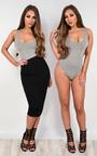 Kynlie Basic Bodysuit Thumbnail