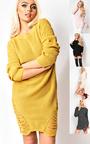 Alexia Oversized Jumper Thumbnail