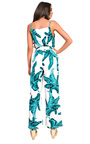 Trese Tropical Strappy Jumpsuit Thumbnail
