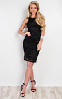 Ansley Lace Midi Dress Thumbnail