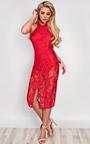 Harmony Lace Bodycon Dress Thumbnail