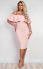 Sadie Bardot Bodycon Dress Thumbnail