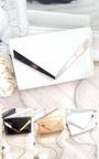 Milla Patent Envelope Clutch Bag Thumbnail