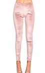 Hailee Velvet Leggings Thumbnail