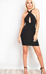 Prim Slinky Multiway Bodycon Dress Thumbnail