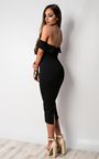 Raelyn Off Shoulder Bodycon Dress Thumbnail