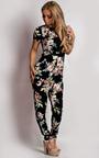 Amarys Floral Jumpsuit Thumbnail