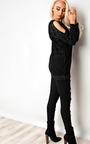Kathie Ripped Skinny Jeans Thumbnail