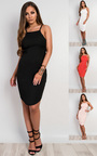 Jessebell Strappy Bodycon Dress Thumbnail