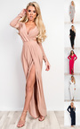 Mitra Bodycon Maxi Dress Thumbnail