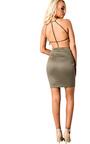 Carli Strappy Bodycon Dress Thumbnail