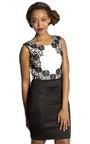 Turi Lace Bodycon Dress Thumbnail
