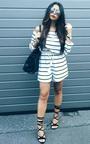 Jess Off Shoulder Playsuit Thumbnail