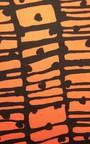 Lynsey Grid Print Kimono  Thumbnail