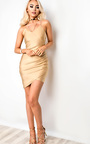 Isabelle Gathered Bodycon Dress  Thumbnail