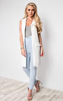 Cheyenne Sleeveless Coat Thumbnail