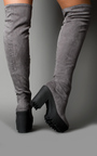 Lystra Knee High Boots Thumbnail