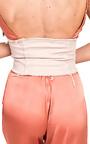 Paige Lace Up Corset Belt Thumbnail