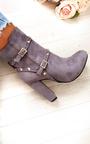 Miya Studded Ankle Boots  Thumbnail