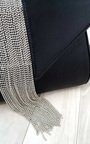 Yasmin Tassel Chain Clutch Bag Thumbnail