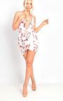 Sara Strappy Floral Dress Thumbnail