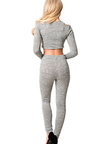 Candice Cropped Jogger Set Thumbnail