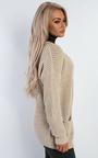 Jemma Oversized Loose Knit Cardigan Thumbnail