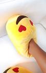 Emoji Heart Eyes Slippers Thumbnail
