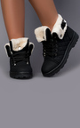 Theia Faux Fur Boots Thumbnail