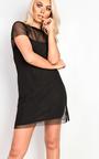 Zena Mesh Bodycon Dress Thumbnail