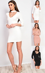 Shelly Bodycon Dress Thumbnail
