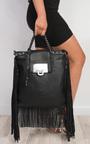 Naamah Fringed Handbag Thumbnail